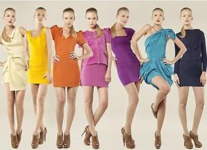 La influencia de los colores en la personalidad
