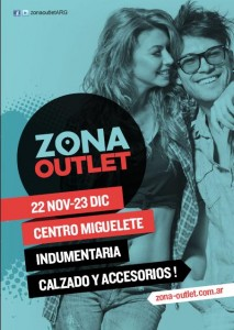 Zona Outlet - Centro Miguelete